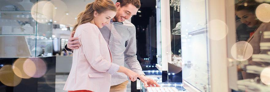 Achat de bijoux pour femmes en or