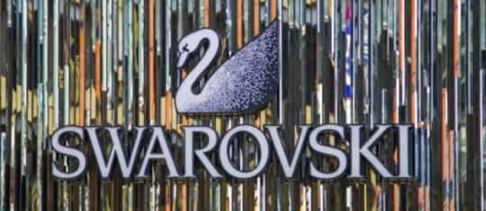 des bijoux Swarovski